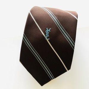 YVES SAINT LAURENT Tie, Vintage